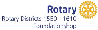 Rotary Districts 1550 - 1610 Foundationshop